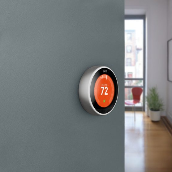 The Nest Pro Thermostat